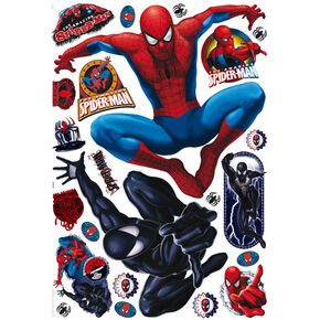 Spiderman Maxisticker, , large