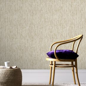 Devore Beige and Gold Wallpaper, , large
