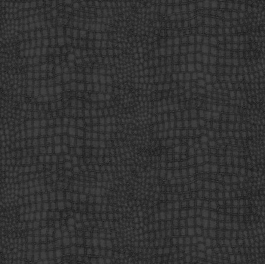 Crocodile black wallpaper graham brown - Tapisserie graham brown ...