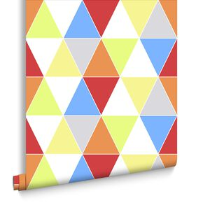 Harlequin Brights Behang, , large