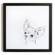 Chihuahua Framed Print, , large