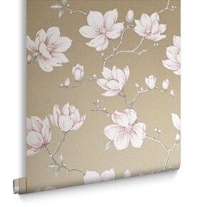 Pierre Pink Wallpaper Large
