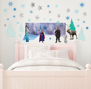 Frozen - Interactive Wall Sticker, , large