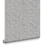 Jive Grey and Champagne Wallpaper, , large
