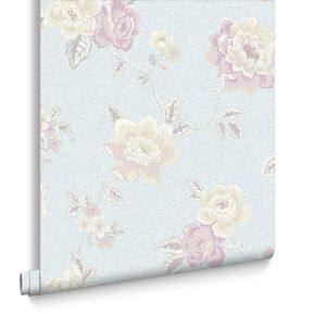 Boutique Multi-coloured Wallpaper, , large