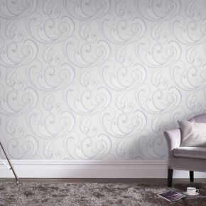 Flamenco Pastels Wallpaper, , large