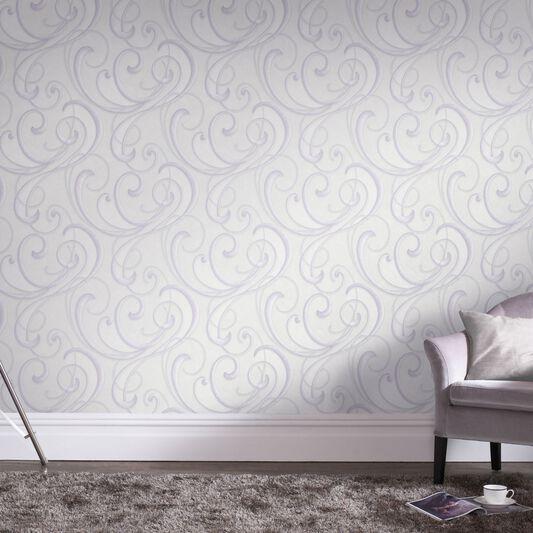 Flamenco Pastels Wallpaper, , large