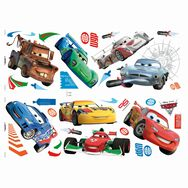 Cars 2 Wand-Sticker, , large