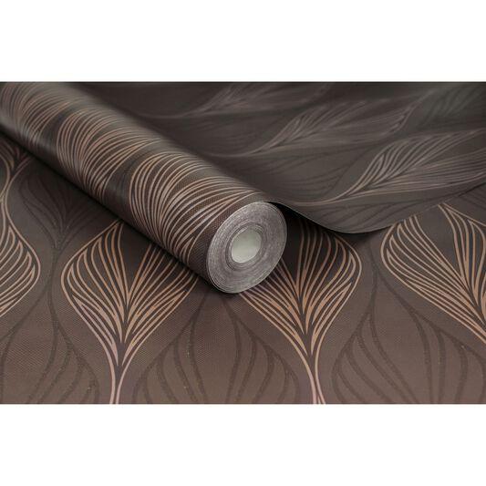 Optimum Bronze Wallpaper, , large