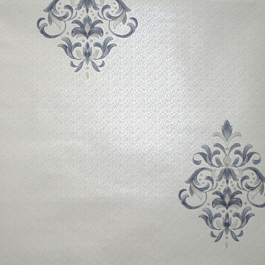 Clemency Sapphire Wallpaper, , large