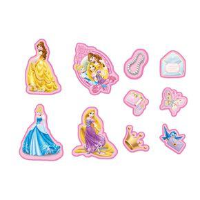 Princess Mini Foam Elements 10pcs, , large