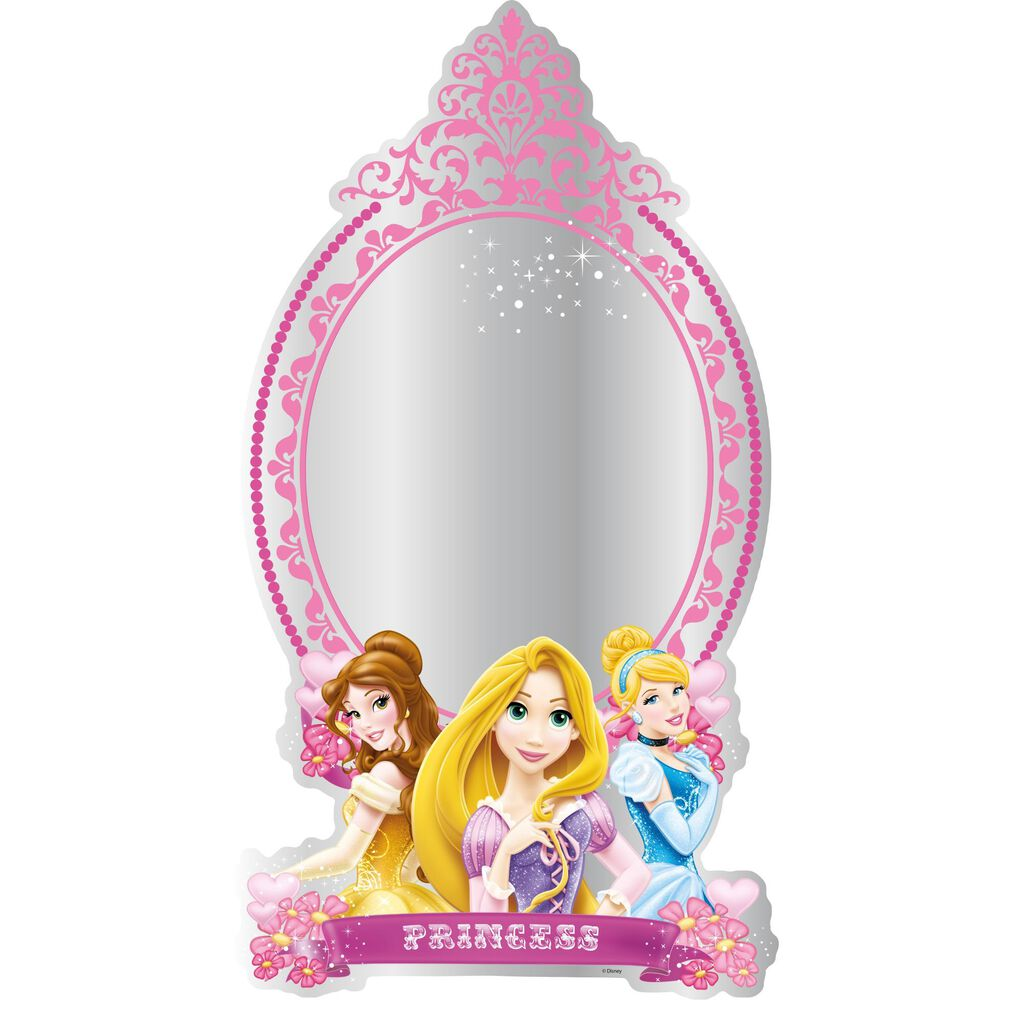 Miroir princesses grand grahambrownfr for Miroir princesse