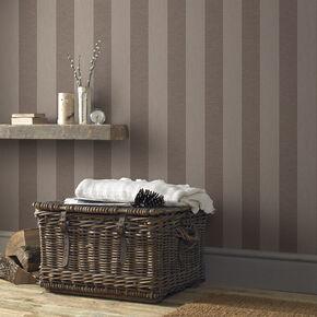 Ariadne Chocolate Wallpaper, , large
