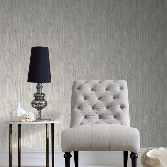 Rooms With Grasscloth Wallpaper: Grasscloth Cream Wallpaper