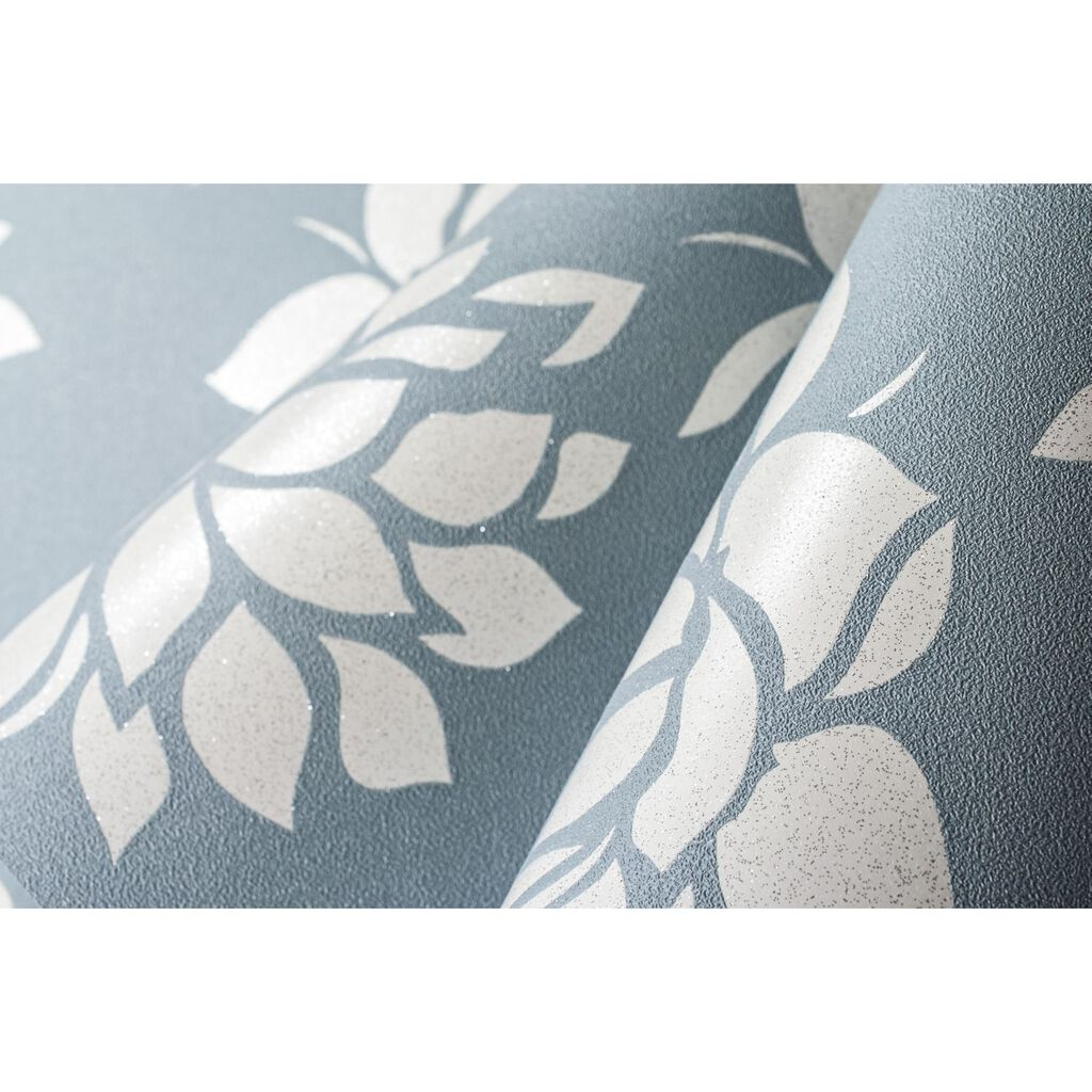 lotus flower duck egg wallpaper grahambrownrow