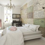 Notes Wall Mural, , large