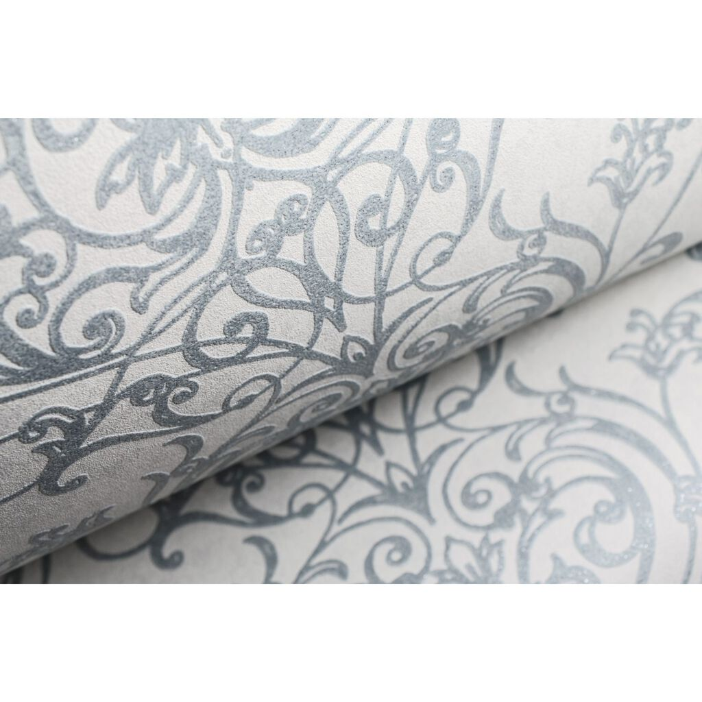 empress damask duck egg u0026 white wallpaper grahambrownrow