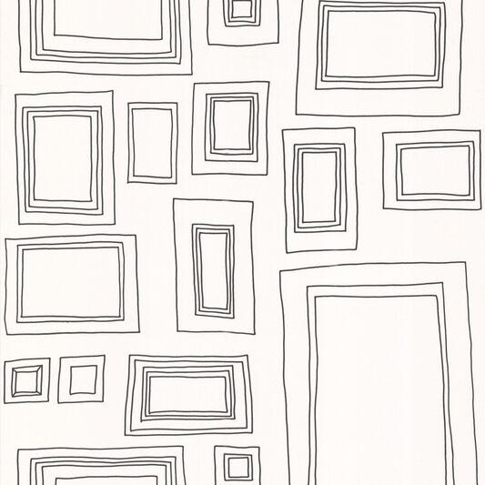 Frames Black and White Wallpaper - GrahamBrownUS