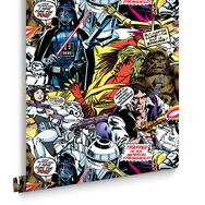 Star Wars Cartoon Wallpaper, , large