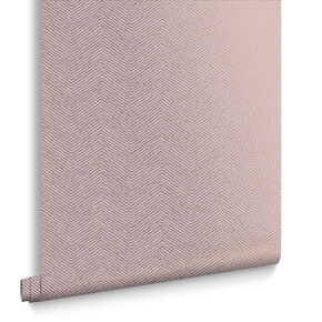 Chevron Texture Pink Wallpaper, , large