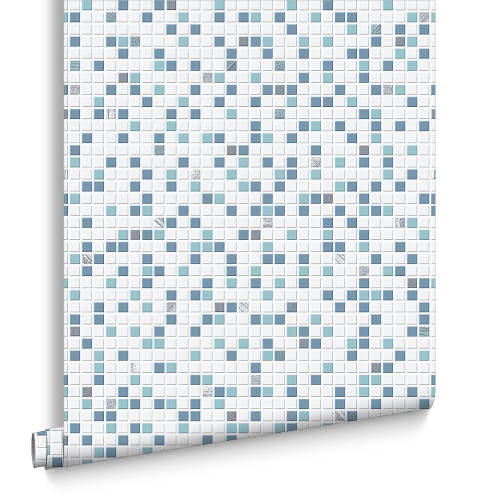 Kitchen Wallpaper Tile Effect: Home Zone Wallpaper Bearwood