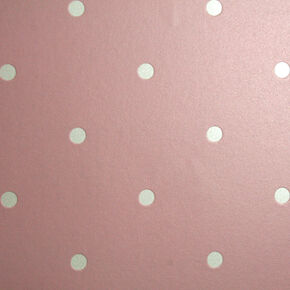 Dotty Pastel Pink Wallpaper, , large