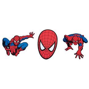 Spiderman Schuimelementen 3 st, , large