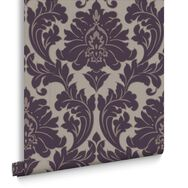 Majestic Purple Wallpaper, , large