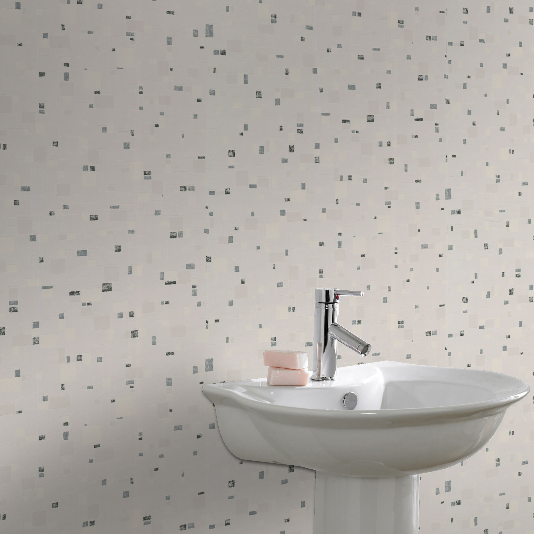 ... Large Spa Black And White Wallpaper, ...