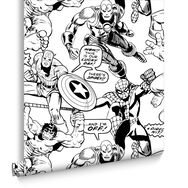 Marvel Comics Superheroes Colour your Own, , large