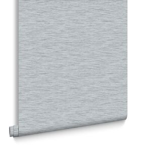 Breeze Grey & Silver Behang, , large