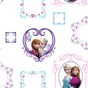 Frozen Frames Wallpaper, , large