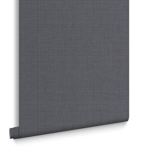 Linen Texture Midnight Shimmer, , large