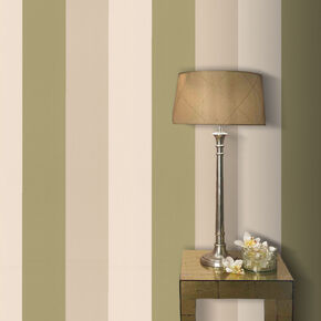 Figaro Olive Wallpaper, , large