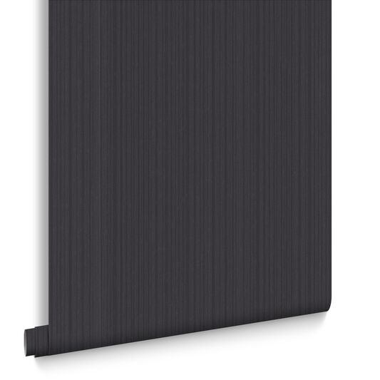 Linear Black and Charcoal Wallpaper, , large