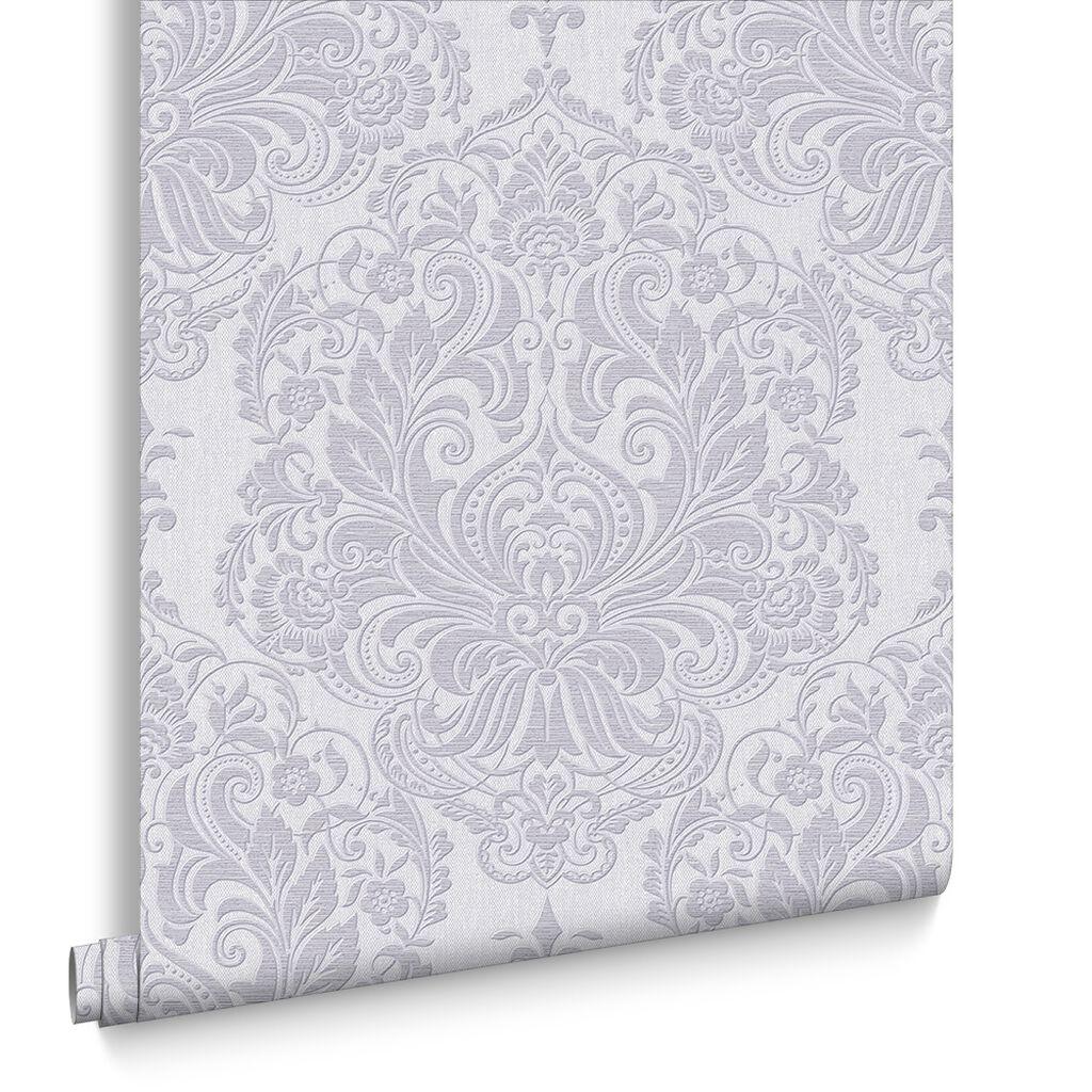 melody lilac wallpaper aria wallpaper design