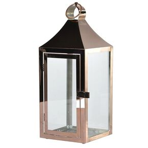 Delicate Copper Lantern, , large