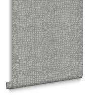 Crocodile Grey Wallpaper, , large