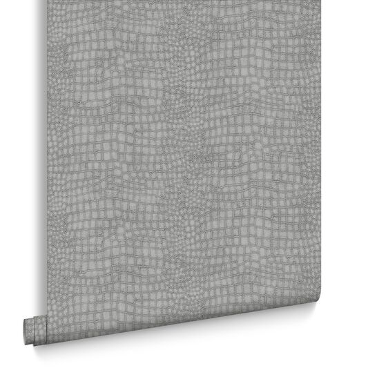 crocodile grey wallpaper graham amp brown