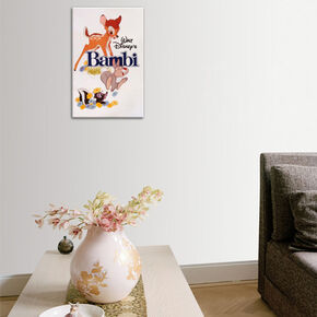 Bambi 1982 Bedrukt canvas, , large