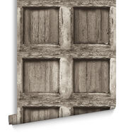 Het Klooste (Heavy Wood Panel) Wallpaper, , large