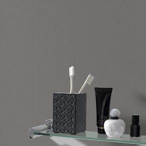 Textiel Gray Wallpaper, , large