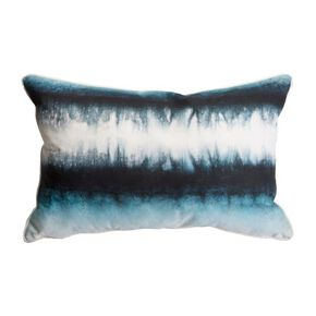 Ink Tie Dye Pillow, , large