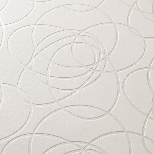 Scribble Natural Wallpaper, , large
