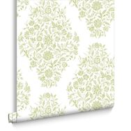 Floribunda Soft Green, , large