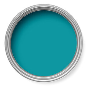 Teal Paint, , large