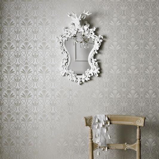 Mystical Duck egg Wallpaper, , large