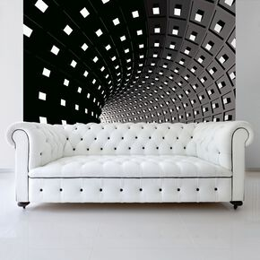 Infinity Wall Mural, , large
