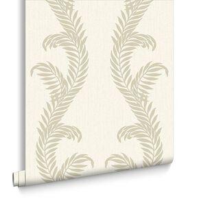 Venus Cream Wallpaper, , large