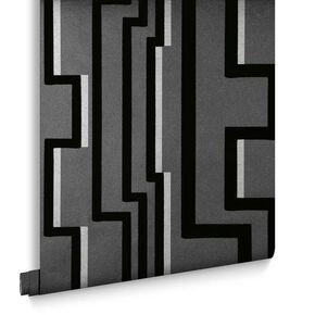 Noir Groove Wallpaper, , large